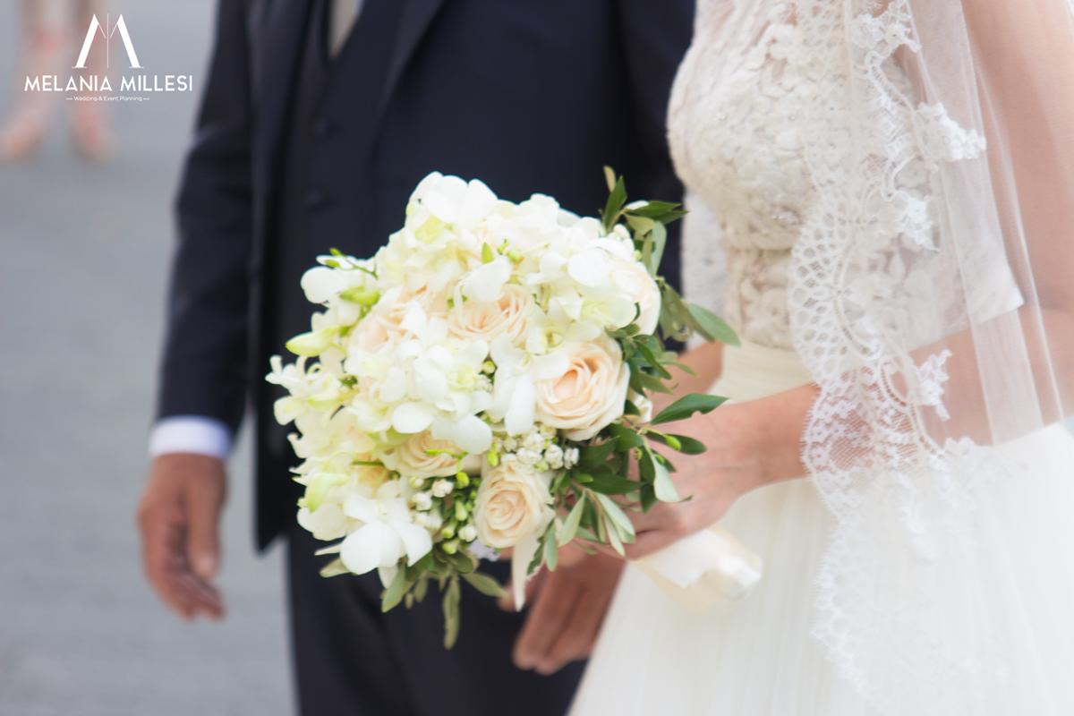 bouquet floreale sposa
