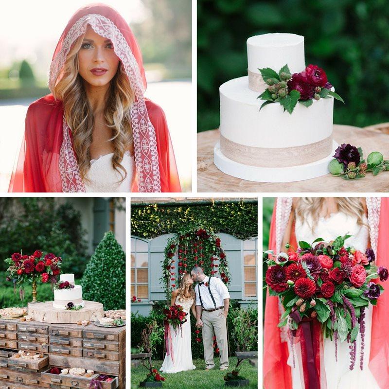 An-Enchanting-Little-Red-Riding-Hood-Wedding-Inspiration-Shoot