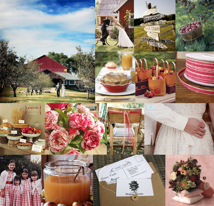 Wedding country